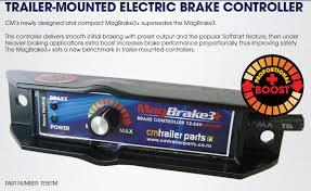 magbrake 3 brake controller trailer mounted brake controller