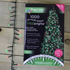 1000 led 25m premier treebrights tree lights timer