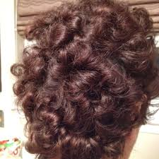 chemo curl hairstyle this is how my hair turned out after chemo curls galore my