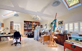 studio homes homes with amazing art studios telegraph