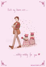 dr who valentines day cards mb s geeky valentines cards you asked for them and