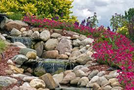 Garden Rocks All About Using Landscape Stones Rocks Asphalt Materials