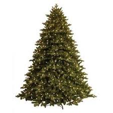 Ge 7 5 Ft Just Cut Norway Spruce Ez Light Artificial Christmas Tree