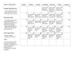 sample monthly calendar preschool activity calender template