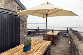 gallery exterior beach house restaurant oxwich gower