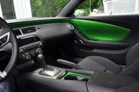 2001 Mustang Custom Interior 5th Gen Chevy Camaro Clean Cut Creations Vintage Auto Works