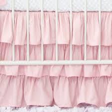 Pottery Barn Ruffle Crib Skirt Solid Red Crib Dust Ruffle Creative Ideas Of Baby Cribs