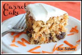 carrot cake u2013 six sisters u0027 stuff