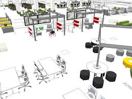 office design office furniture layout templates goodom floor