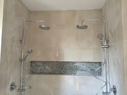 floor our metricon hudson porcher cygnet round dual shower rail