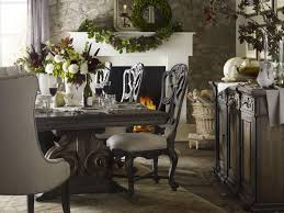 luxury hooker dining room table measure chairs to hooker dining