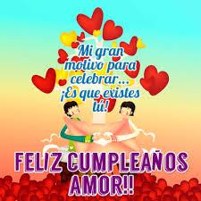 imagenes romanticas de cumpleaños para mi novia imágenes con frases de cumpleaños para mi novio o esposo fraseshoy org