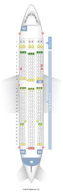 avion air transat siege seatguru seat map air transat airbus a310 300 313 business
