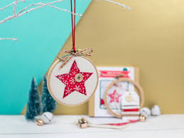 craft kit make your own christmas bauble kit gift for