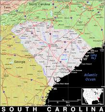 map of sc sc south carolina domain maps by pat the free open