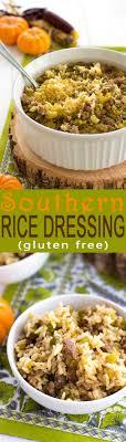 rice dressing kitchen gidget