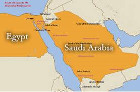 Sinai Peninsula On World Map by Alternative Genhist August 2015