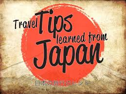 travel tips images Travel tips learned from japan japan traveltips jpg