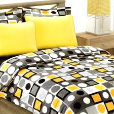 Black And Yellow Crib Bedding Yellow And Black Comforter Large Size Of Nursery Decors And Black