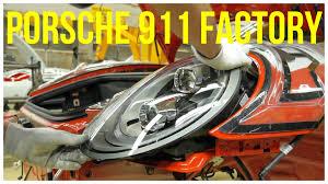 porsche 911 factory porsche 911 factory production