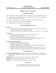 sample barista resume cover letter culinary resume sample culinary resume template cover letter culinary resume examples culinary and get inspired to make your these ideaculinary resume sample