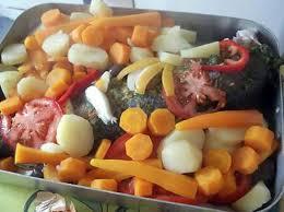 cuisiner le mulet recette de mulet à la marocaine