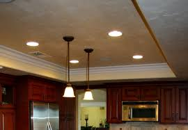 kitchen lighting design rustic furnishing stainless steel
