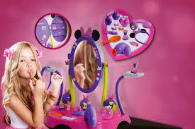 Minnie Mouse Vanity Mirror Kids U0027 Minnie Mouse Vanity Table