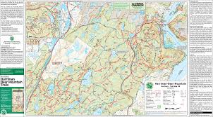 New York Appalachian Trail Map by Get Maps Avenza Maps