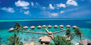 overwater bungalows that will blow your mind huffpost