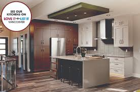 Kitchen Design Vancouver Get The Design Show Kitchen Of Your Dreams With Merit Kitchens