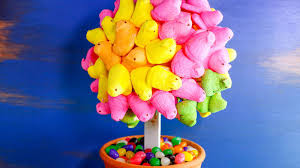 Easter Decorations With Peeps by Three Adorable Diy Easter Decorations