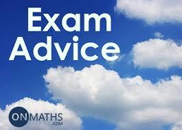 gcse maths 2016 exam advice edexcel aqa and ocr onmaths update