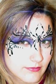 Spider Halloween Makeup 143 Best Fp Spiders Snakes Images On Pinterest Face Paintings