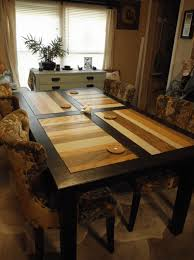 Free Dining Room Table Plans For Your Home - Wood dining room table