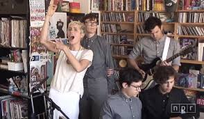 Tiny Desk Concert Mother Falcon Tiny Desk Concerts Npr Hostgarcia