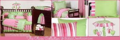 Pink And Green Crib Bedding Bedding Sets Pink And Green Bedding Sets Bedding Setss