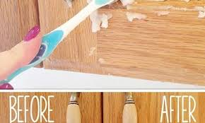 best way to clean wood cabinets in kitchen best kitchen cabinet polish wood cleaner voicesofimani com