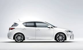 lexus small wagon lexus ct 200h hybrid official details released
