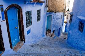 blue city morocco blue city of shefshauen in morocco 034 funcage