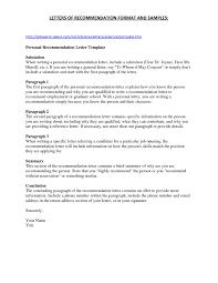letter of recommendation sample nursing graduate