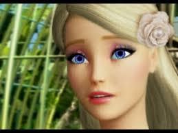 barbie island princess cartoon