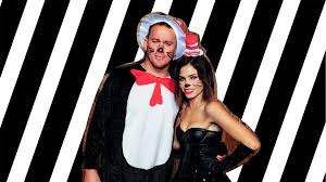 the simpsons family halloween costumes 21 celebrity halloween couples u0027 costumes we love a listers who
