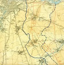 Ww1 Map Arras Maps Maps Of The Arras 1917 Battlefield