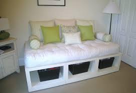 Easy Platform Bed With Storage Platform Bed With Storage Plans Large Size Of Bed Framesdiy King