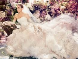 vera wang wedding dress most gorgeous vera wang wedding gowns from the style