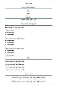blank resume templates pdf blank resume template pdf greenjobsauthority
