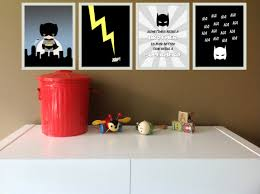 batman bedroom furniture lego wall decal decorating ideas frame