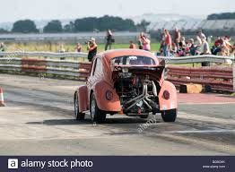 volkswagen beetle race car volkswagen beetle drag racing car stock photo royalty free image