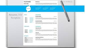 how to write a resume cv with microsoft word free template doc